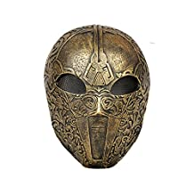 YIDUO(TM) Wire Biochemical soldiers Full Face Protection Paintball Mask Protective Gear War Game Fiberglass masks Halloween Costume BB Gun