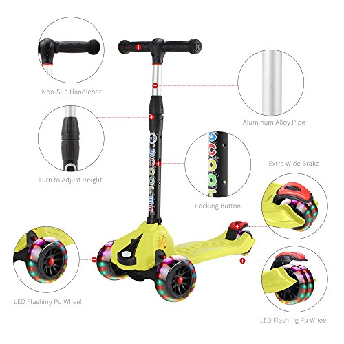 Buy scooter for 5 yr old boy