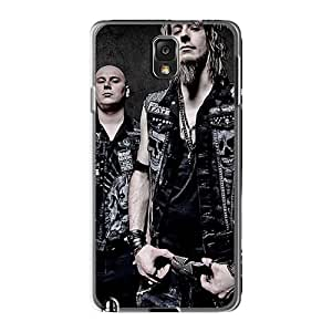CristinaKlengenberg Samsung Galaxy Note3 Protective Hard Phone Cases Provide Private Custom Colorful Grave Band Pictures [OkC13043VnEE]