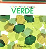 img - for Manualidades de Colores: Verde (Spanish Edition) book / textbook / text book