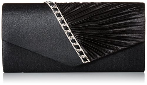 Damara Pleated Crystal Studded Handbag Evening product image