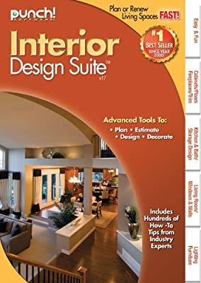 Punch! Interior Design Suite v17