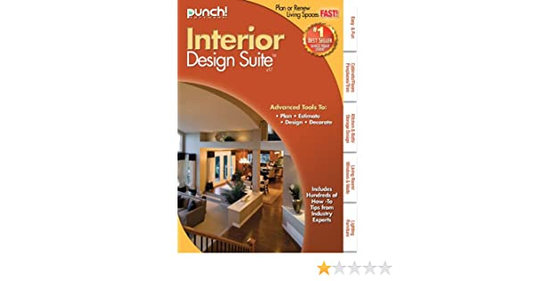 Amazon Punch Interior Design Suite V17 Software