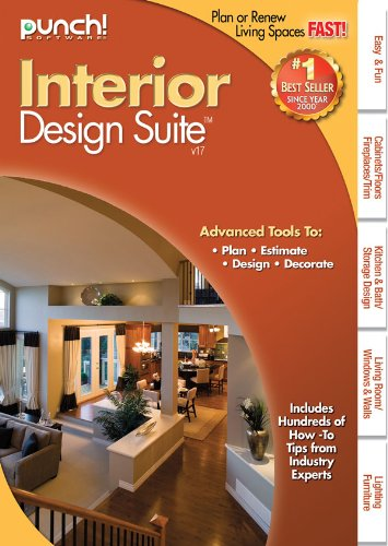 Amazon Com Punch Interior Design Suite V17 Software