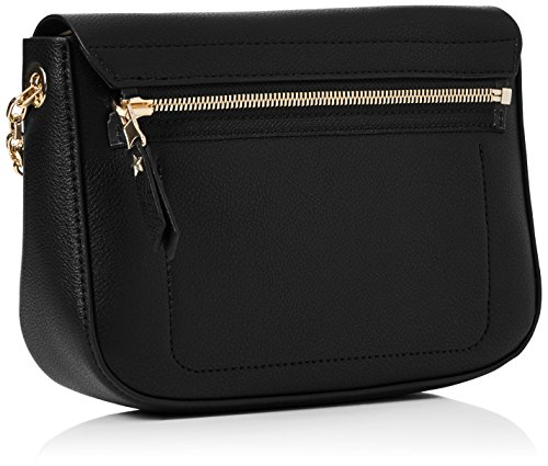 Bag Gold Body Cross Crossover Hilfiger Tommy Tommy Black Women's Black My 0OqvBw