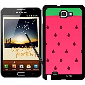 Funda para Samsung Galaxy Note GT-N7000 (I9220) - Sandía by AnishaCreations