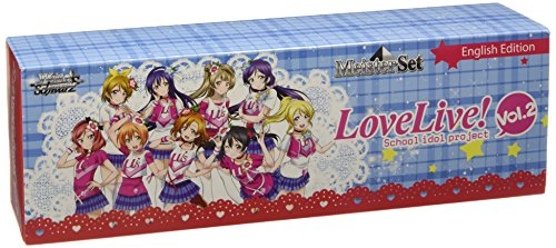 Bushiroad Weiss Schwarz Love Live! Meister Set [School Idol Festival] from Bushiroad