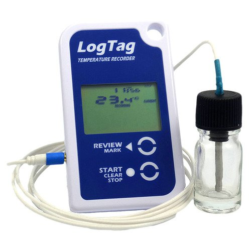 Thermco LogTag Vaccine Temperature Data Logger -40C to +99C without docking station