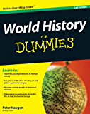 World History For Dummies (English Edition)