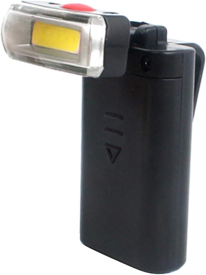 Toygogo Klipp Auf Kappen Licht Scheinwerfer PFEILER LED Taschenlampe F/ür Die Jagd Des Kampierenden Fischens