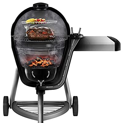 Char-Broil Kamander Charcoal Grill