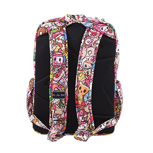 JuJuBe MiniBe Small Backpack, Tokidoki Collection - Tokipops