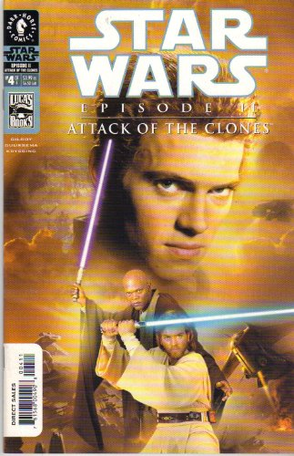 Star Wars, Episode 2 Attack of the Clones, No. 4