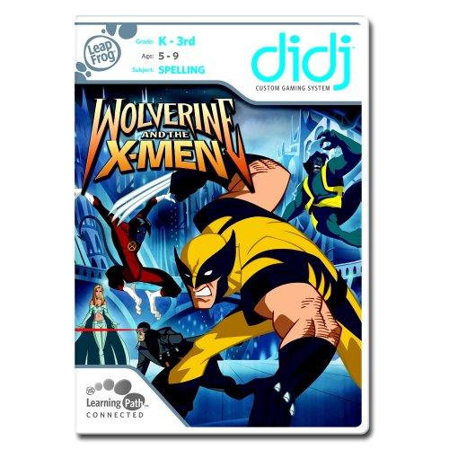 LeapFrog Didj Custom Learning Game: Wolverine