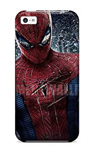 Brooke C. Hayes's Shop Christmas Gifts 8744338K20511303 First-class Case Cover For Iphone 5c Dual Protection Cover The Amazing Spider-man 99