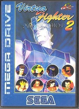 Mega Drive - Virtua Fighter 2