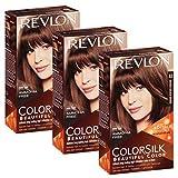 ColorSilk Tinte Permanente, Castano Medio Dorado 43