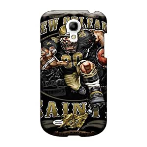 Samsung Galaxy S4 Mini Yba1628Oile Allow Personal Design Stylish New Orleans Saints Series Scratch Resistant Hard Cell-phone Case -icase88