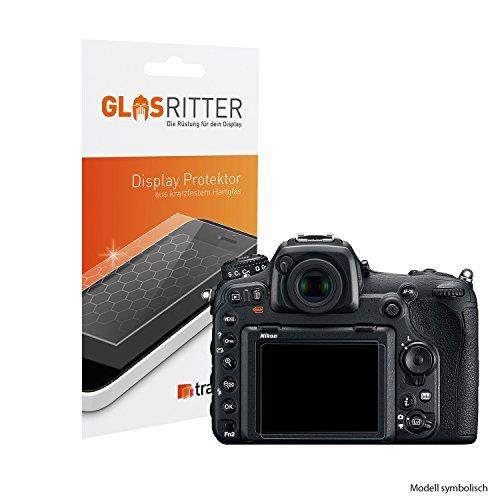 Tradelis Panzerglas-Display-Schutzfolie für Nikon D500 / D600 / D750 Härte 8-9 H vollständig transparent
