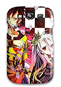 Galaxy S3 Case Cover No Game No Life Case - Eco-friendly Packaging