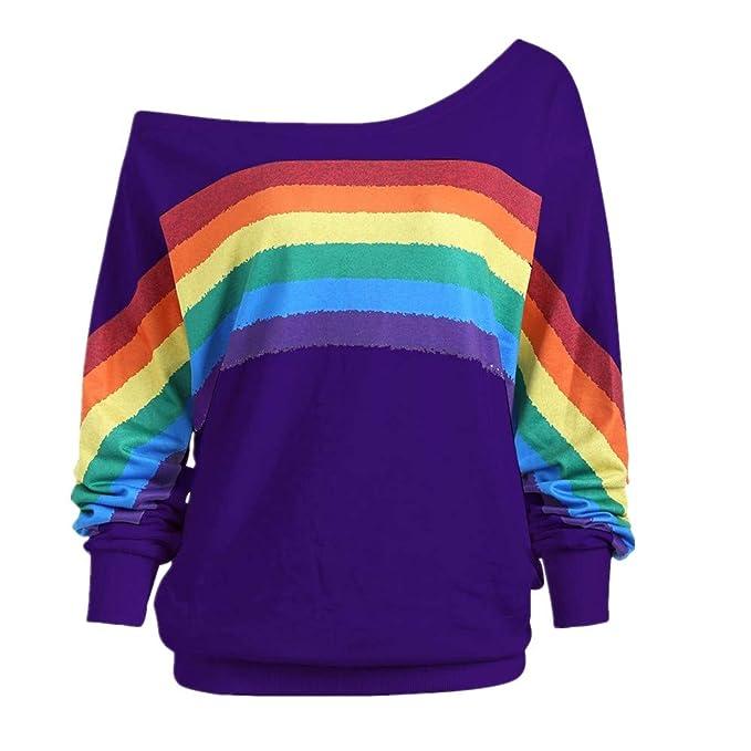 Amazon.com: YOMXL - Camiseta de manga larga para mujer ...