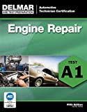 img - for ASE Test Preparation - A1 Engine Repair (Automobile Certification Series) book / textbook / text book