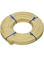 Commonwealth Basket Flat Reed 1/2-Inch 1-Pound Coil, Approximately 185-Feet