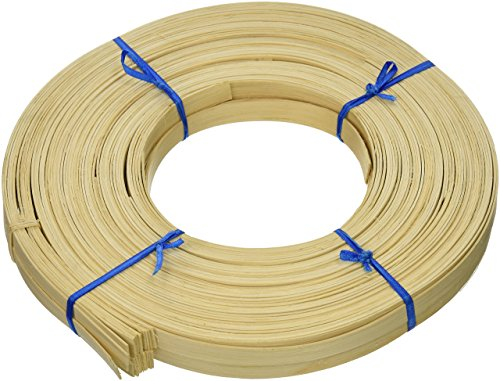 Commonwealth Basket 12FC Flat Reed 1/2-Inch 1-Pound Coil, Approximately 185-Feet (Reed Basket)