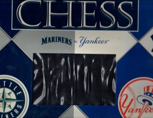 Chess MLB Rivalry: Mariners Vs. Yankees