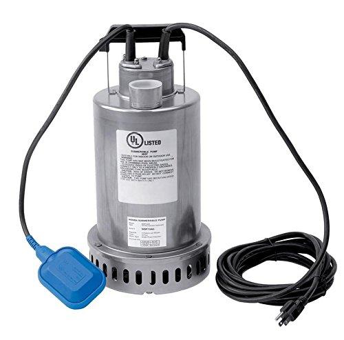 Honda Wsp73 2' Submersible Utility Pump w/ Float Switch
