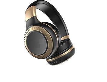 HEADSET Auriculares Bluetooth Deportes Computadora Auriculares inalámbricos Modelos de Explosión de Calidad de Sonido 3D Xuan (Color : Oro): Amazon.es: ...