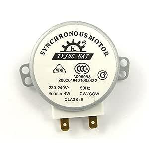 TYJ50 – 8A7 - Motor giratorio para microondas motor TYJ508 A7 ...