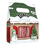Dingo 50 Count Christmas Munchy Chew Stix, One Size Larger Image