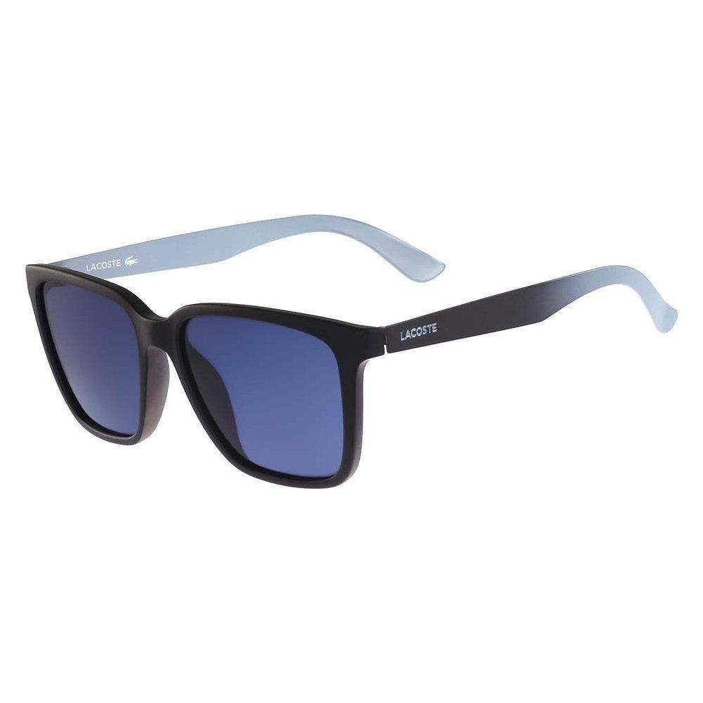 ef382576e Amazon.com  Lacoste Sunglasses L795S 001 MATTE BLACK Rectangular 54x16x140   Clothing