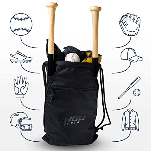 Amazon.com: Bolsa de béisbol para niños, mochila para ...