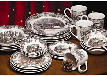 Johnson Brothers 28-Piece Dinnerware Set