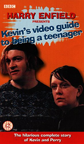 Harry Enfield Presents Kevin's Guide to Being a Teenager - Shorts Enfield