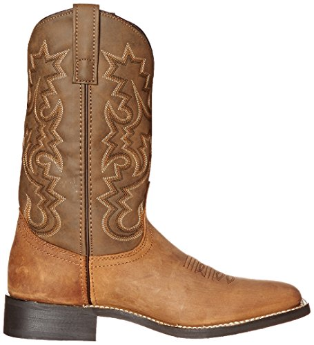 Pictures of Laredo Men's Chanute Western Boot Tan 8 XW US 3