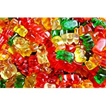 Haribo Gummi Candy Gold-Bears, 2.5-Pound Bulk Bag
