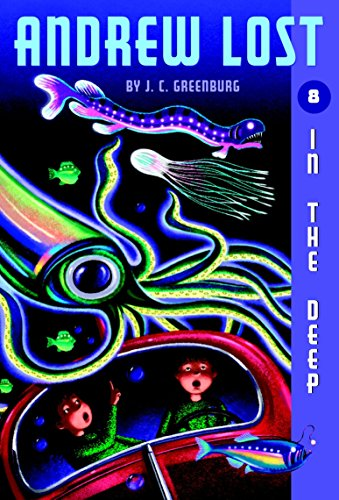 In the Deep (Andrew Lost #8)
