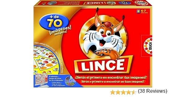Educa Borrás 15030 - Lince Multimedia: Amazon.es: Juguetes y juegos