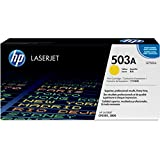 HP Q7582A Color LaserJet Print Cartridge - Retail Packaging - Yellow