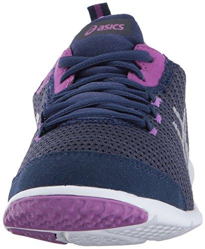 Metrolyte Indigo Shoes Orchid Blue Women's Walking Silver ASICS HqBwFRR