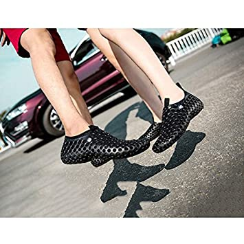 Bergort Men Sandals Flats Water Beach Breathable Shoes