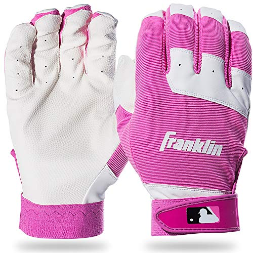Franklin Sports Youth Flex Batting Gloves Youth, X-Small, Pair