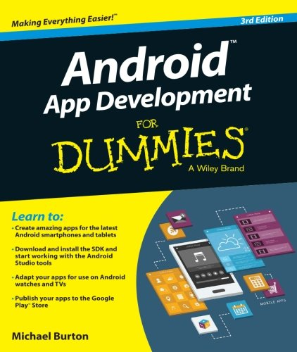 Android App Development For Dummies (Create A Android App In Android Studio)