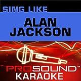 : Sing-A-Long: Alan Jackson