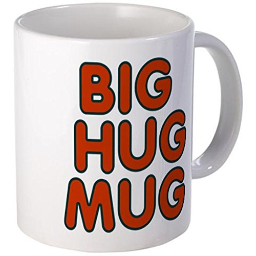 CafePress - Big-Hug-Mug Mug - Unique Coffee Mug, 11oz Coffee Cup - Big Hug