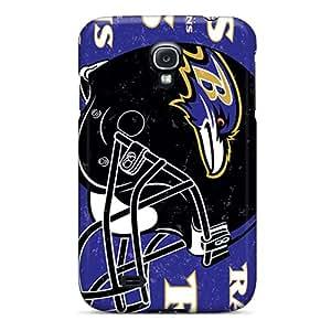 Galaxy High Quality Tpu Case/ Baltimore Ravens XCs286ZmVj Case Cover For Galaxy S4