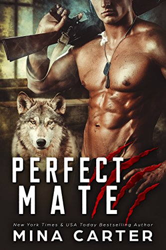 Perfect Mate (Project Rebellion Book 1) by [Carter, Mina]